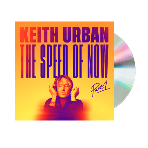THE SPEED OF NOW Part I von Keith Urban - CD jetzt im Keith Urban Shop